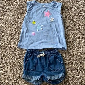 Girls Gap Outfit